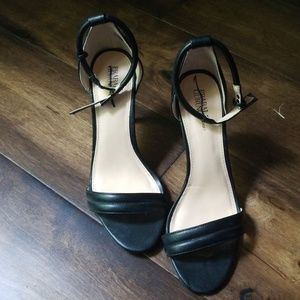 Prabal Gurung Black Heels